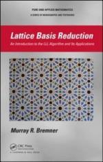 Lattice Basis Reduction