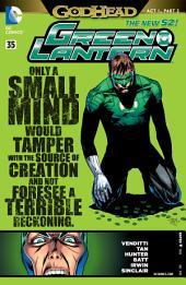 Green Lantern (2011-) #35