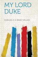 My Lord Duke PDF