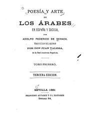 Poesía y arte de los árabes en España y Sicilia: Volumen 1