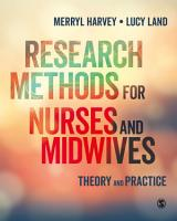 Research Methods for Nurses and Midwives PDF