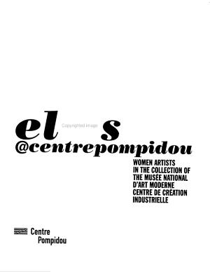 Elles centrepompidou PDF