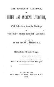 The Student s Handbook of British and American Literature PDF