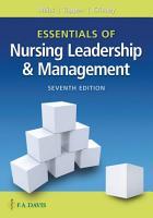Essentials of Nursing Leadership   Management PDF