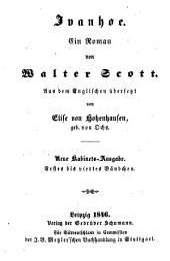 Ivanhoe: Ein Roman, Bände 1-4
