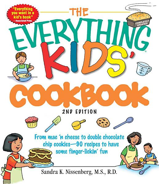 Download The Everything Kids  Cookbook Book