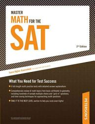 Master Math For The Sat Book PDF
