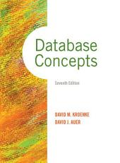 Database Concepts: Edition 7