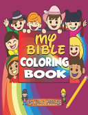 My Bible Coloring Book For Kids & Toddlers