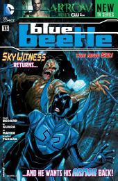 Blue Beetle (2011-) #13