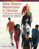 Human Resources Administration in Education PDF