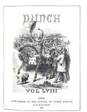Punch: Volumes 58-59