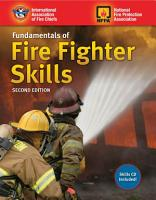 Fundamentals of Fire Fighter Skills PDF