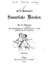 H. C. Andersen's sämmtliche Märchen