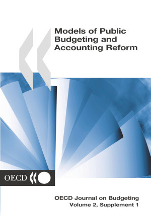 Models of Public Budgeting and Accounting Reform Volume 2 Supplement 1