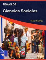 Temas de Ciencias Sociales PDF
