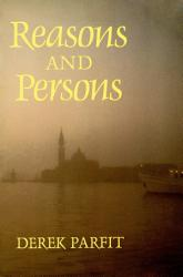 Reasons And Persons Book PDF