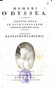Odyssea: accedit Batrachomyomachia