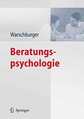 Beratungspsychologie PDF