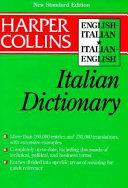 Collins English Italian  Italian English Dictionary PDF