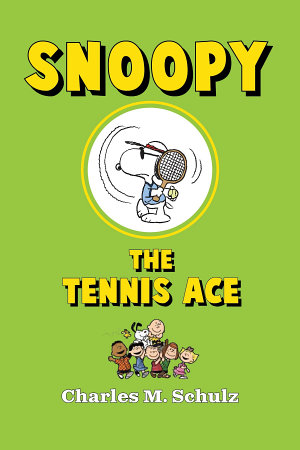 Snoopy the Tennis Ace