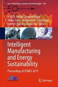Intelligent Manufacturing and Energy Sustainability PDF