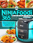 The Complete Ninja Foodi Cookbook  2020