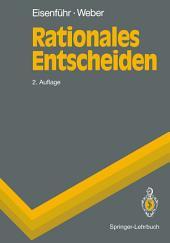 Rationales Entscheiden: Ausgabe 2