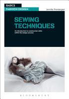Sewing Techniques PDF