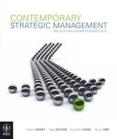 Contemporary Strategic Management, Google eBook: An Australasian Perspective