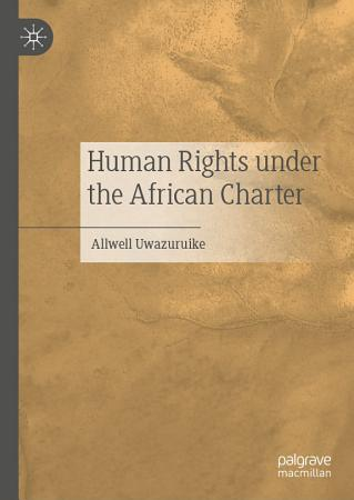 Human Rights under the African Charter PDF