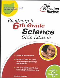 Roadmap to 6th Grade Science  Ohio Edition Book