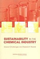 Sustainability in the Chemical Industry PDF