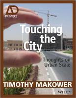 Touching the City PDF
