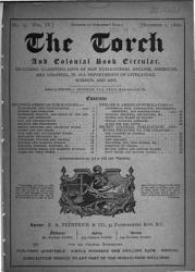 Torch and Colonial Book Circular PDF