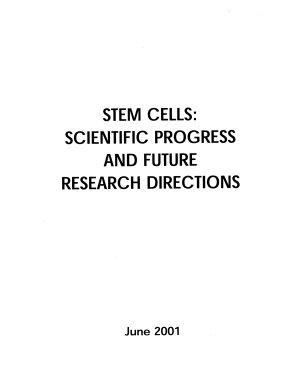 Stem Cells PDF