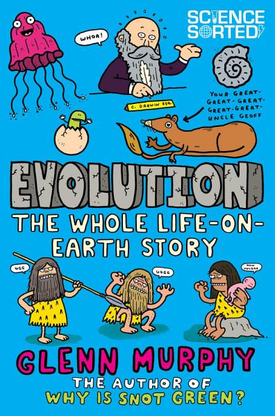 Evolution  The Whole Life on Earth Story