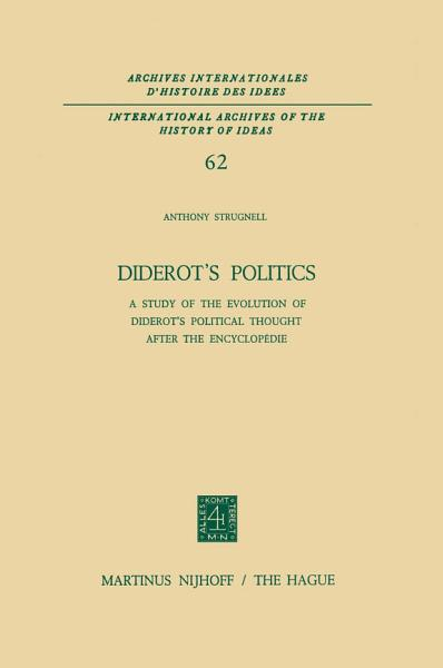 Download Diderot   s Politics Book