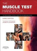The Muscle Test Handbook