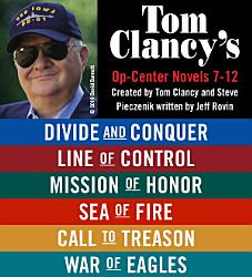 Tom Clancy S Op Center Novels 7 12 Book PDF