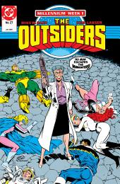 The Outsiders (1985-) #27