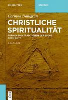 Christliche Spiritualit  t PDF