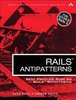 Rails AntiPatterns PDF