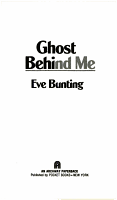 Ghost Behind Me PDF