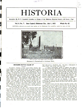 Historia: Volume 8, Issue 7