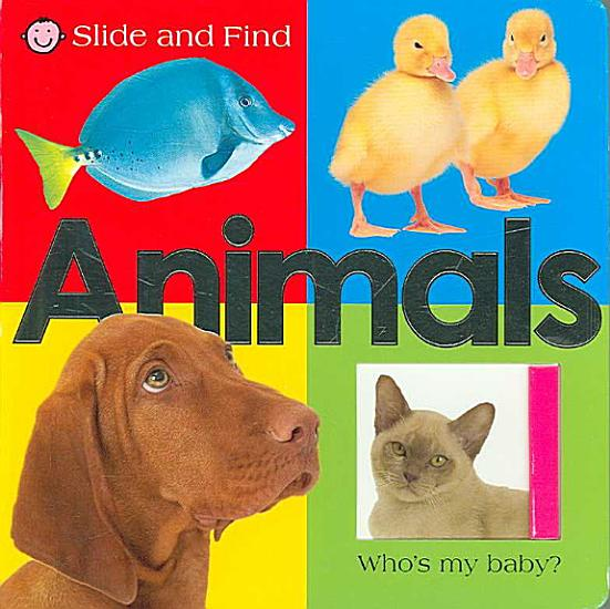 Slide and Find   Animals PDF