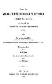 Ostwald's Klassiker der exakten Wissenschaften: Issue 64