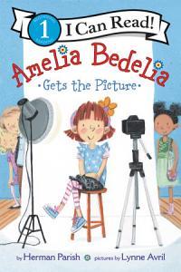 Amelia Bedelia Gets the Picture Book
