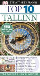 Tallinn - DK Eyewitness Top 10 Travel Guide