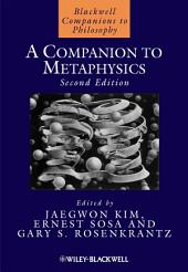 A Companion to Metaphysics: Edition 2